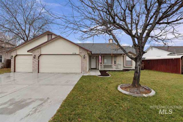 1116 W Blaine Ave., Nampa, ID 83651 (MLS #98752468) :: New View Team