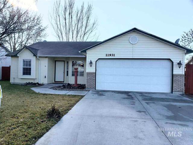 11931 W Blueberry Ave, Nampa, ID 83651 (MLS #98752472) :: New View Team