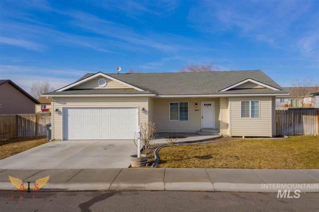1007 Chisum Circle, Filer, ID 83323 (MLS #98752479) :: Boise River Realty
