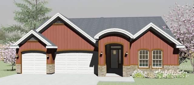 7036 N Exeter Pl., Meridian, ID 83646 (MLS #98752689) :: Team One Group Real Estate
