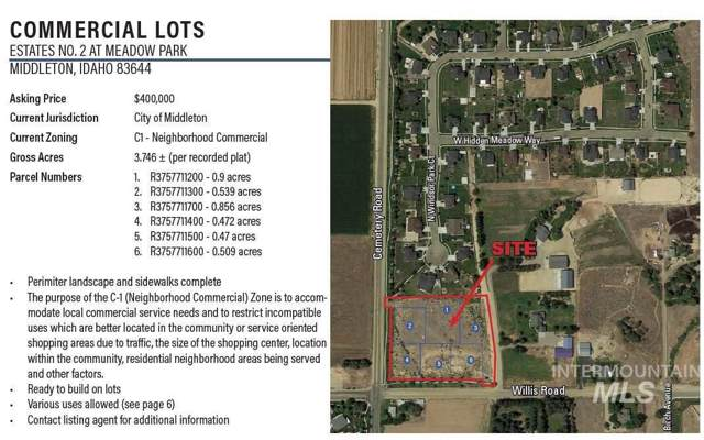1652 Cemetery Rd, Middleton, ID 83644 (MLS #98752802) :: City of Trees Real Estate