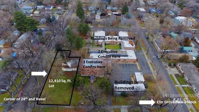 1617 N 24th (Lot 1 Block 1), Boise, ID 83702 (MLS #98752816) :: Boise River Realty