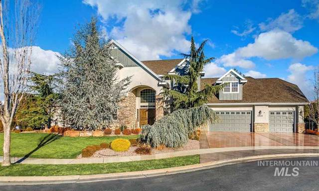 1512 E Rivers End Ct, Eagle, ID 83616 (MLS #98752871) :: Jon Gosche Real Estate, LLC