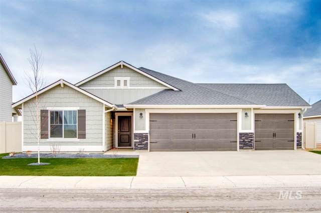 349 N Bursera Ave, Eagle, ID 83616 (MLS #98752880) :: Idaho Real Estate Pros