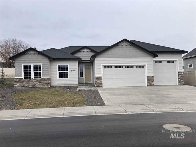 15407 Flora Springs Way, Caldwell, ID 83607 (MLS #98752884) :: Jon Gosche Real Estate, LLC