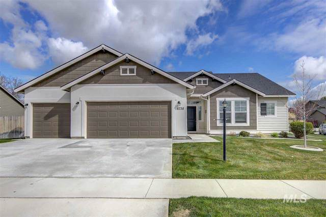 6738 E Grangewood St., Nampa, ID 83687 (MLS #98752901) :: Jon Gosche Real Estate, LLC