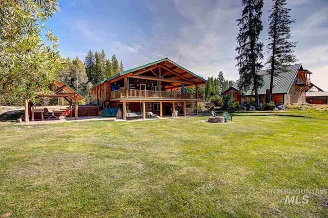476 Bobtail Ln, Libby, MT 59923 (MLS #98753276) :: Boise Home Pros