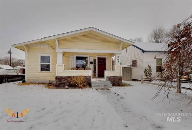 442 Walnut Street, Twin Falls, ID 83301 (MLS #98753280) :: Adam Alexander