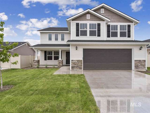 11107 W Faith St, Nampa, ID 83651 (MLS #98753424) :: Jon Gosche Real Estate, LLC