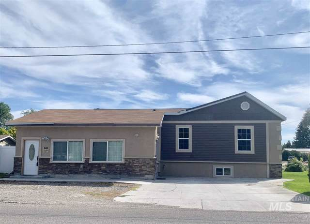 501 E 8th St, Burley, ID 83318 (MLS #98753474) :: New View Team