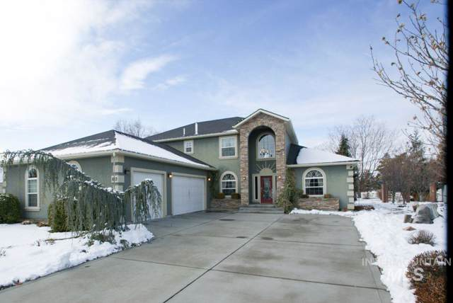 833 Morning Sun, Twin Falls, ID 83301 (MLS #98753476) :: Minegar Gamble Premier Real Estate Services