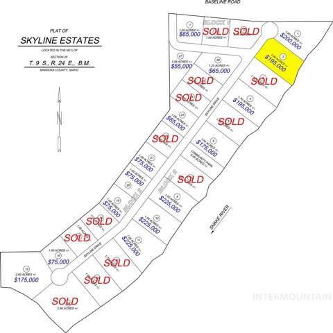 8 Skyline Dr, Rupert, ID 83350 (MLS #98753481) :: Jon Gosche Real Estate, LLC