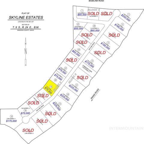 41 Skyline Dr, Rupert, ID 83350 (MLS #98753509) :: Jon Gosche Real Estate, LLC