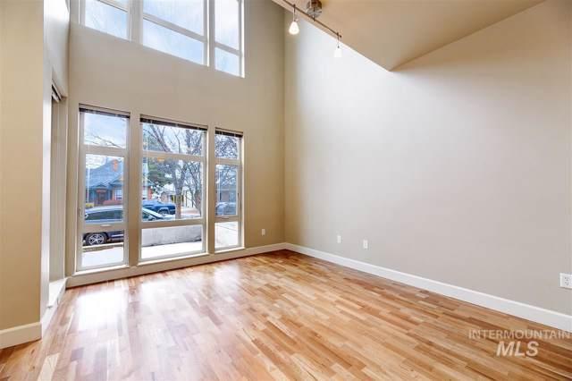 412 S 13th Street #110, Boise, ID 83702 (MLS #98753690) :: Boise River Realty