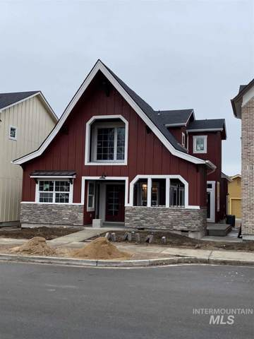 163 S Mathie Way, Eagle, ID 83616 (MLS #98753744) :: Jon Gosche Real Estate, LLC