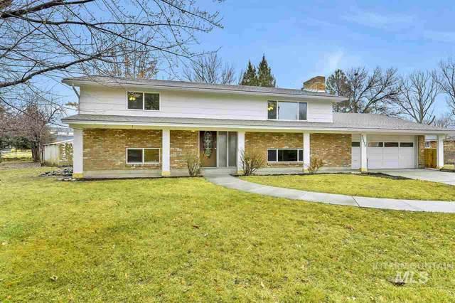 10570 W. Roan Meadows Dr, Boise, ID 83709 (MLS #98753790) :: Beasley Realty