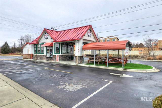 7802 W Goddard, Boise, ID 83704 (MLS #98753824) :: Beasley Realty