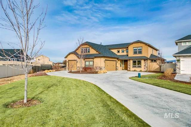 806 E Mona Lisa Street, Meridian, ID 83642 (MLS #98753833) :: Team One Group Real Estate