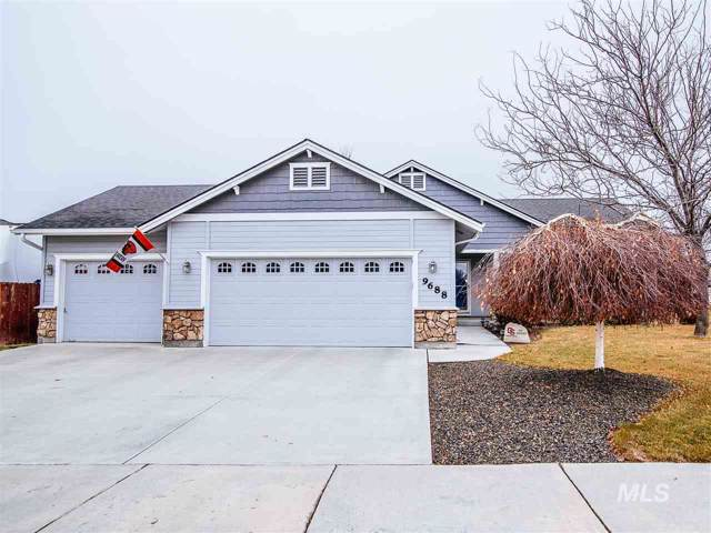 9688 W Silverbirch Street, Boise, ID 83709 (MLS #98753934) :: Team One Group Real Estate