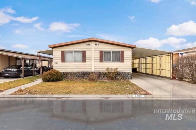 1305 N Samson Ln, Boise, ID 83704 (MLS #98753953) :: Idaho Real Estate Pros