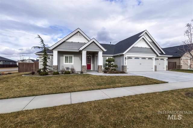 4146 W Wolf Rapids St., Meridian, ID 83646 (MLS #98753960) :: Minegar Gamble Premier Real Estate Services