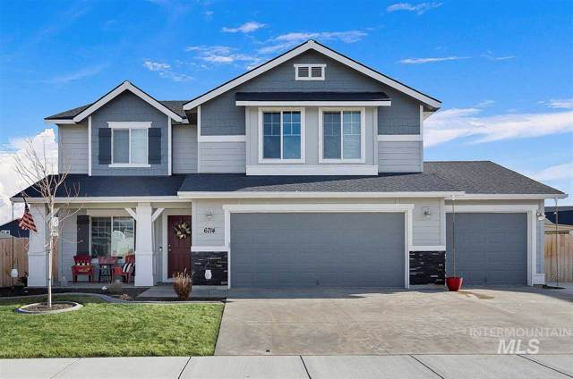 6714 E Harrington, Nampa, ID 83687 (MLS #98754032) :: Beasley Realty