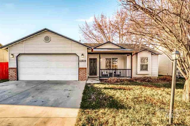 11905 W Blueberry Avenue, Nampa, ID 83651 (MLS #98754056) :: Minegar Gamble Premier Real Estate Services