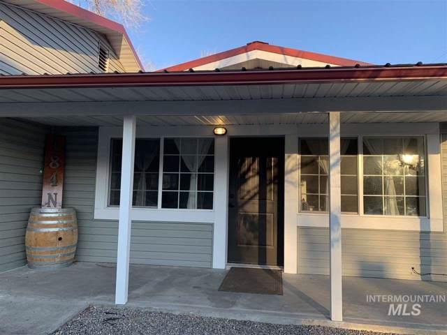 184 N Lincoln, Glenns Ferry, ID 83623 (MLS #98754110) :: Jon Gosche Real Estate, LLC