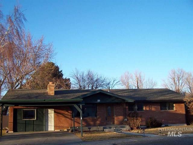 50 E Arthur, Glenns Ferry, ID 83623 (MLS #98754144) :: Jon Gosche Real Estate, LLC