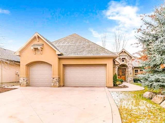 181 W Riverbridge Lane, Eagle, ID 83616 (MLS #98754251) :: Epic Realty
