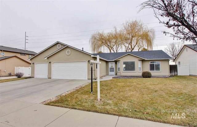 4264 W Niemann Drive, Meridian, ID 83646 (MLS #98754270) :: Jon Gosche Real Estate, LLC