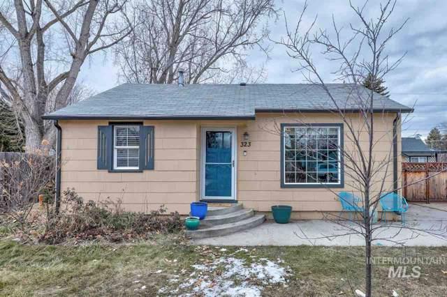 323 S Laurel St, Boise, ID 83705 (MLS #98754296) :: Jon Gosche Real Estate, LLC