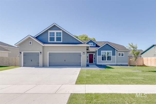 6085 N Jericho Rd, Meridian, ID 83646 (MLS #98754360) :: Jon Gosche Real Estate, LLC