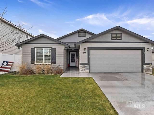977 S Kalahari Ave., Kuna, ID 83634 (MLS #98754368) :: Beasley Realty