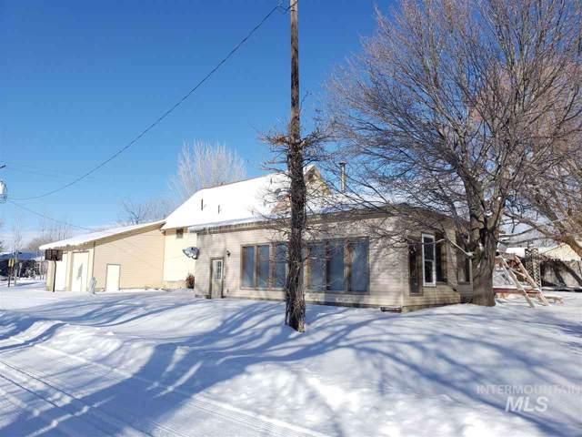 132 E 3rd Street, Dietrich, ID 83324 (MLS #98754413) :: Boise River Realty