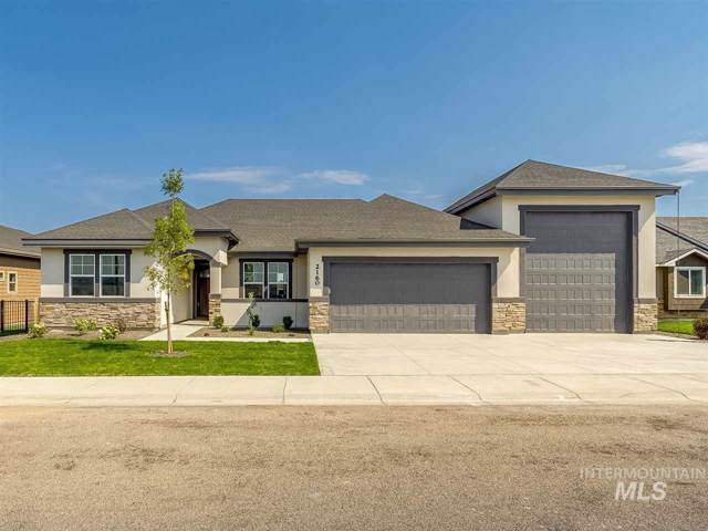 11810 N Catamaran Way, Star, ID 83669 (MLS #98754475) :: Team One Group Real Estate