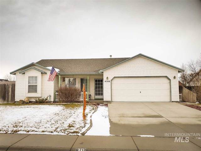 4708 Bison Way, Caldwell, ID 83607 (MLS #98754502) :: Boise River Realty