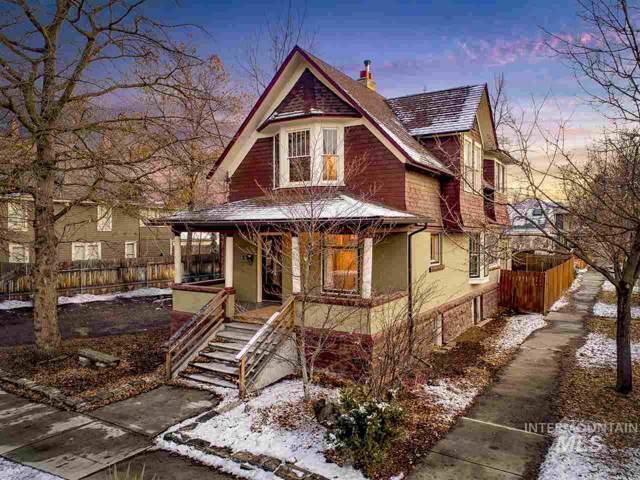 823 W Resseguie Street, Boise, ID 83702 (MLS #98754614) :: Boise River Realty
