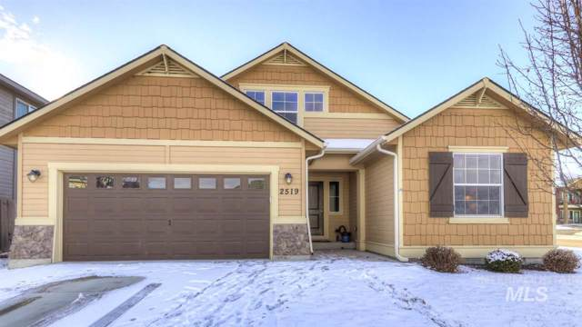2519 E Griffon St, Meridian, ID 83642 (MLS #98754625) :: Team One Group Real Estate