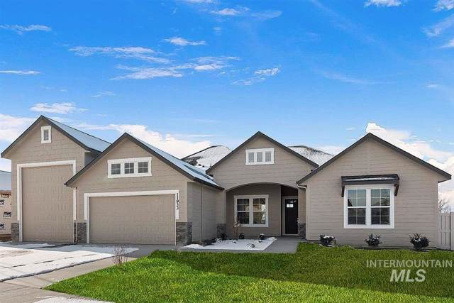 11933 N Catamaran Way, Star, ID 83669 (MLS #98754672) :: Team One Group Real Estate