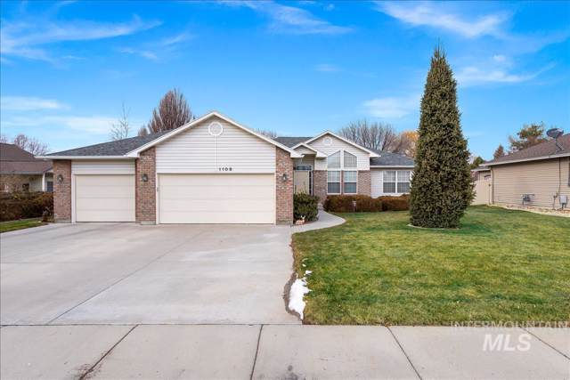 1108 Creekside Ave., Nampa, ID 83686 (MLS #98754697) :: Minegar Gamble Premier Real Estate Services