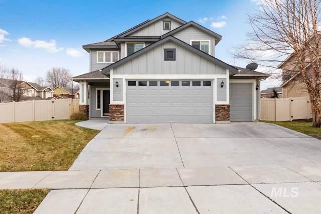1172 N Buffalo Way, Middleton, ID 83644 (MLS #98754700) :: Boise Valley Real Estate