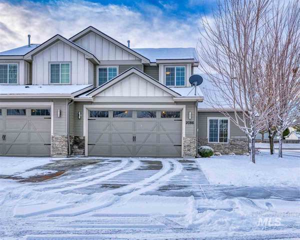 2086 W Pine Ave, Meridian, ID 83642 (MLS #98754709) :: Juniper Realty Group