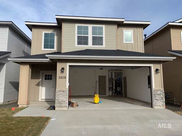 2028 W Bella Lane, Nampa, ID 83651 (MLS #98754723) :: Full Sail Real Estate