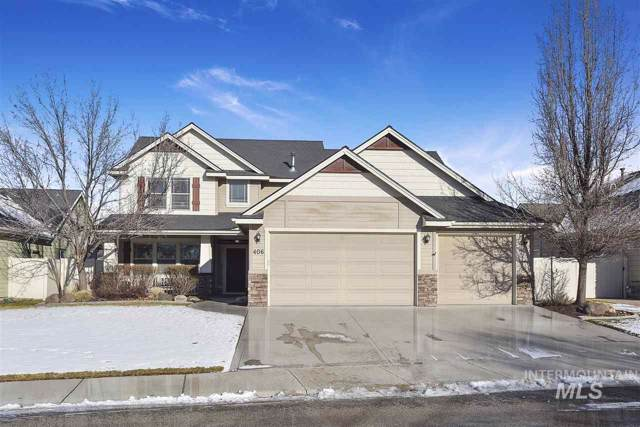 406 E Halpin Dr, Meridian, ID 83646 (MLS #98754747) :: Idaho Real Estate Pros