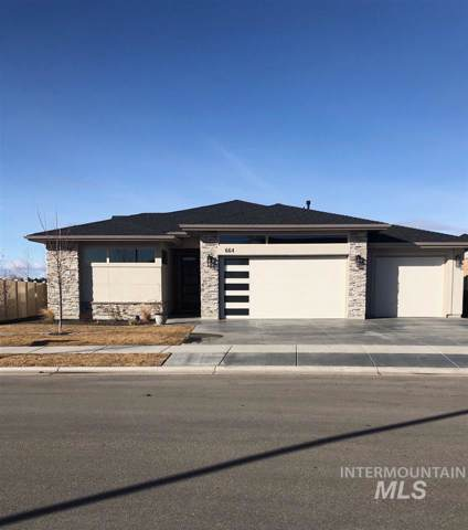 664 W. Oak View Dr., Meridian, ID 83642 (MLS #98754751) :: Givens Group Real Estate
