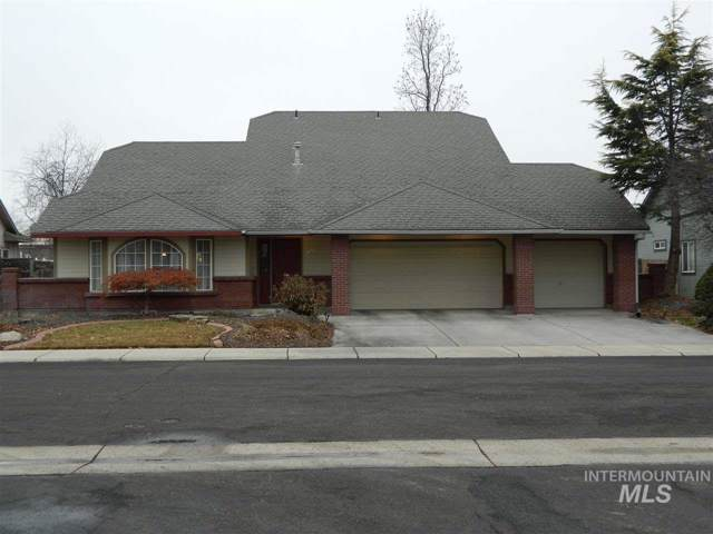1155 E Hunter Dr, Meridian, ID 83646 (MLS #98754752) :: Epic Realty