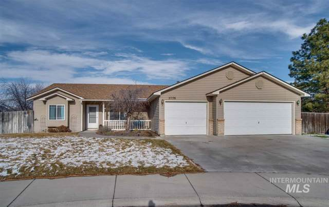 2758 W Stallion, Meridian, ID 83646 (MLS #98754769) :: Epic Realty