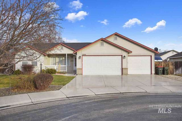 2060 N Reba Ave., Meridian, ID 83646 (MLS #98754790) :: Juniper Realty Group