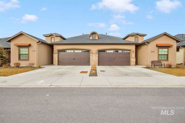 3302 W Crossley Lane, Eagle, ID 83616 (MLS #98754806) :: Boise Valley Real Estate